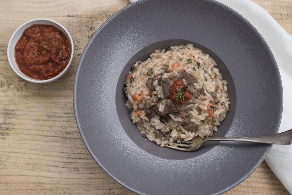 recepti rizoto sa teletinom