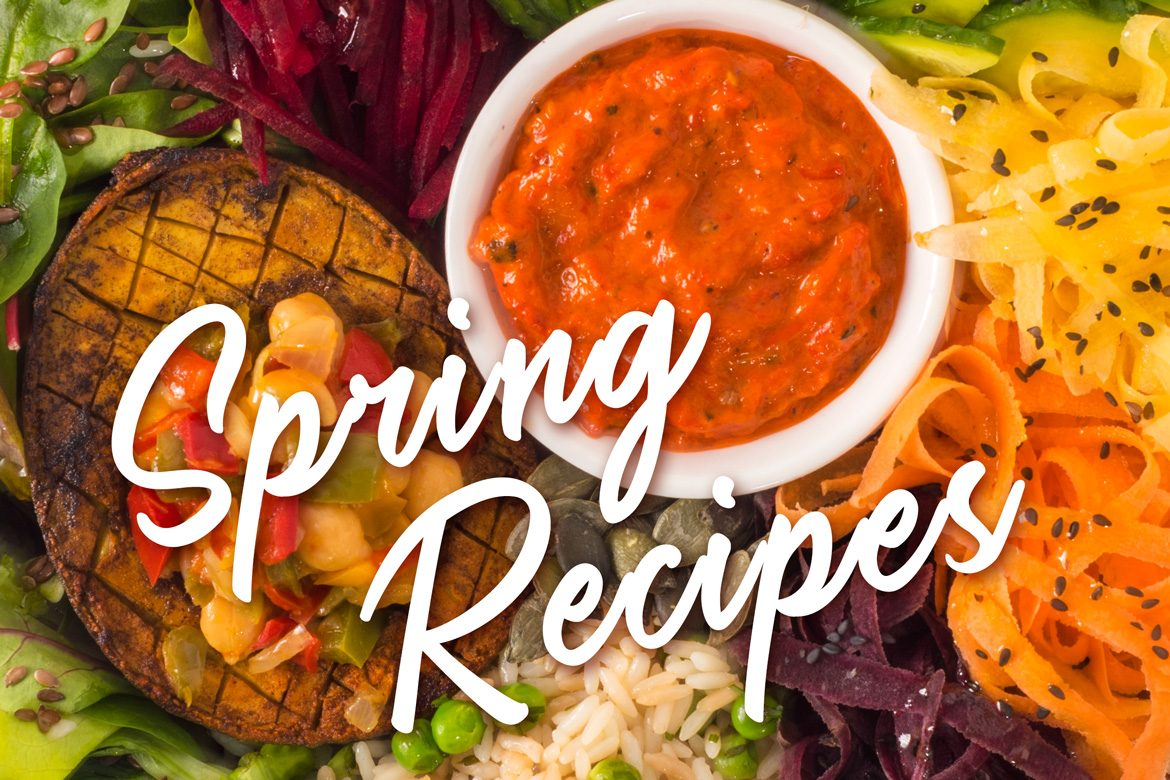 Spring recipes fast and light meals for sunny days recepti ajvar spring days with excitement and with them a handful of beautiful young colorful and especially delicious vegetables that have inspired us to cook forumfinder Image collections
